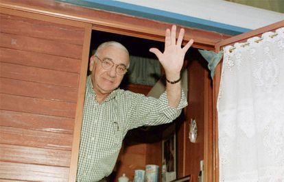 Emilio Aragón 'Miliki' en una imagen de archivo.