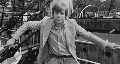 El actor británico de cine, teatro y televisión Warren Clarke.