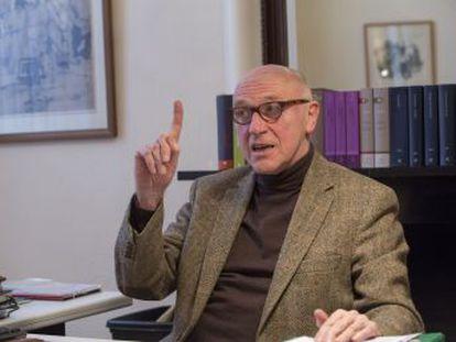El letrado Paul Bekaert cree que España es un Estado de Derecho y rechaza compararla con Rusia o Turquía