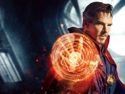 Benedict Cumberbatch, un superhéroe muy peculiar