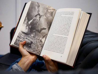 Ilustración del libro 'Fuego y sangre' de George R. R. Martin, sobre la casa Targaryen.