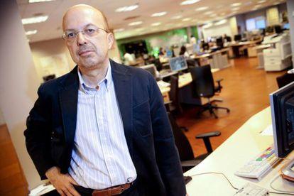 El ex director general de Radio Televisión Castilla-La Mancha, Ignacio Villa.