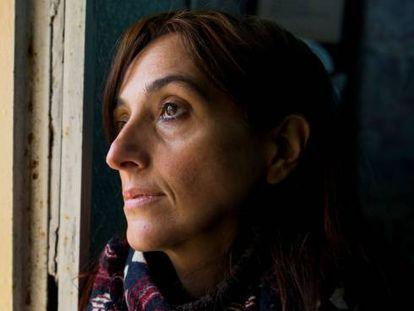 Helena Maleno, en su casa en Tánger (Marruecos) este 9 de enero.
