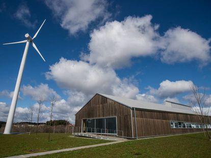 El centro de innovación de Norvento Energía