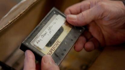 Una imagen del documental 'La historia de Roy Cohn'.