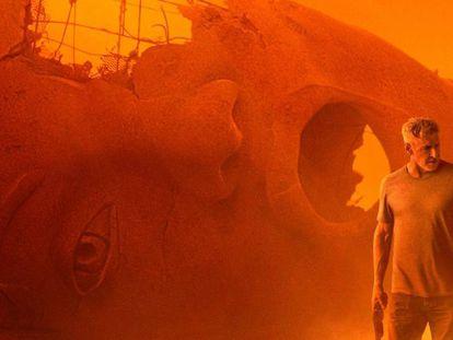 Fotograma de 'Blade Runner 2049'.