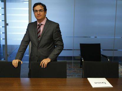 José Ángel Borbolla, director general de la tasadora Tinsa en México