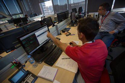 Sede del centro de ciberseguridad español, en León.