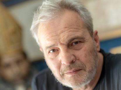 David Summers, músico y líder de Hombres G.