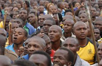 Los 49 países del mundo incluidos en esa categoría, en su mayoría del continente africano, tendrán por delante el reto de crear empleo para los 16 millones de nuevos trabajadores que se prevé que se incorporan cada año a su fuerza de trabajo. EFE/Archivo