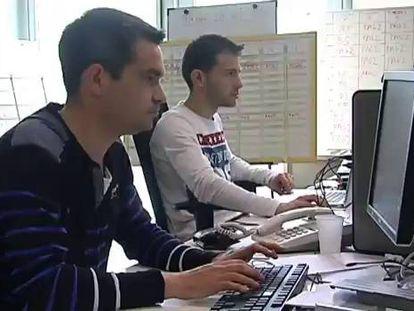 Prohibido conectar con la oficina