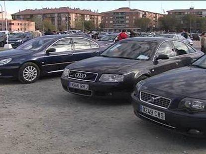 Cospedal consigue 300.000 euros de la subasta de los coches de Barreda
