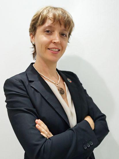 La directora del PNUMA para América Latina y El Caribe, Piedad Martín.