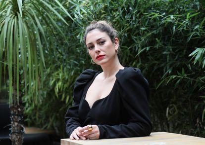 Blanca Suárez, el pasado septiembre en Madrid.