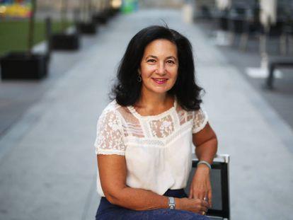 Rosa Barrancos, presidenta de la Fundacion Santa Rita.