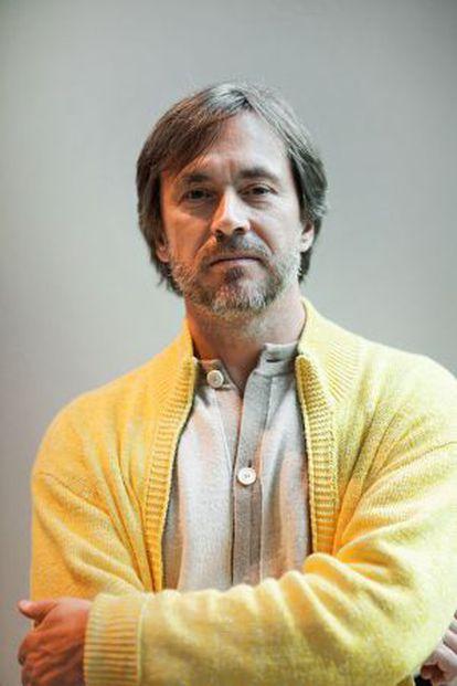 Mark Newson, la otra mitad de LoveFrom, en un retrato para el octavo número de ICON El País
