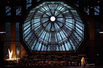 La ópera <i>San Francisco de Asís, </i>de Messiaen, programada por la Trienal del Ruhr, se representará en la Caja Mágica.