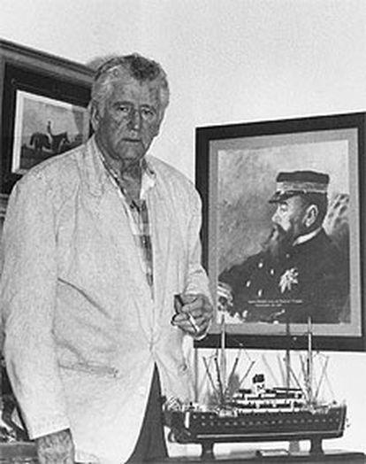 Ortega Monasterio, creador de la famosa habanera <i>El meu avi</i>.