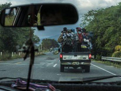 Solo dos de cada diez centroamericanos consiguieron protección entre 2012 y 2017. Trump ha endurecido aún más los requisitos dentro de su cruzada antinmigración