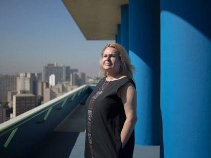 Gretta Salgado Silveira, de 63 años.