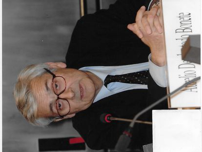 Aurelio Desdentado: la honestidad del buen jurista
