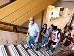 (01-06-21). Selectividad en el campus de la Merced de la Universidad de Murcia. Foto: : Inma G. Pardo