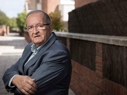 Josep González i Sala, presidente de la patronal PIMEC.