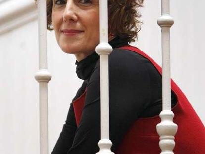 Paz Santa Cecilia es directora de Escena Contemporánea.