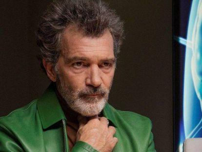 Antonio Banderas, en 'Dolor y gloria'. En vídeo, tráiler de la película.
