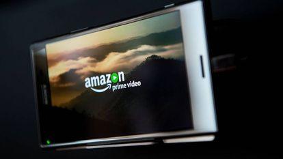 Una imagen del servicio de vídeo de Amazon.