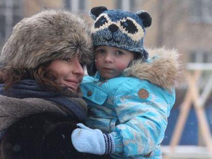 Fotograma de la cinta 'La adopción' de Daniela Fejerman.