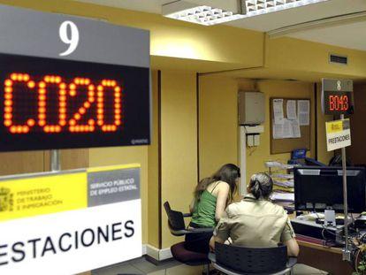 Las oficians del Servicio Público de Empleo Estatal (SEPE) estuvieron quedaron inoperativas por el ciberataque del pasado 9 de marzo.