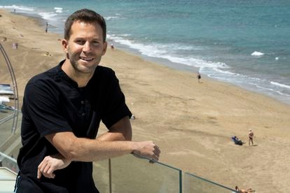 Juan Betancor, gerente de Living Las Canteras.