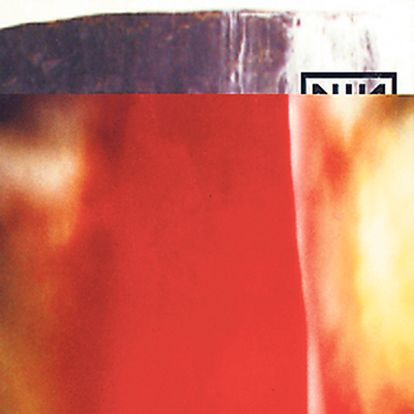 <b>Artwork del disco <i>The Fragile</i> , de Nine Inch Nails, por David Carson</b>