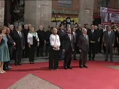 """Mas advierte a Rajoy de que aún está a tiempo de """"escuchar"""" a Cataluña"""