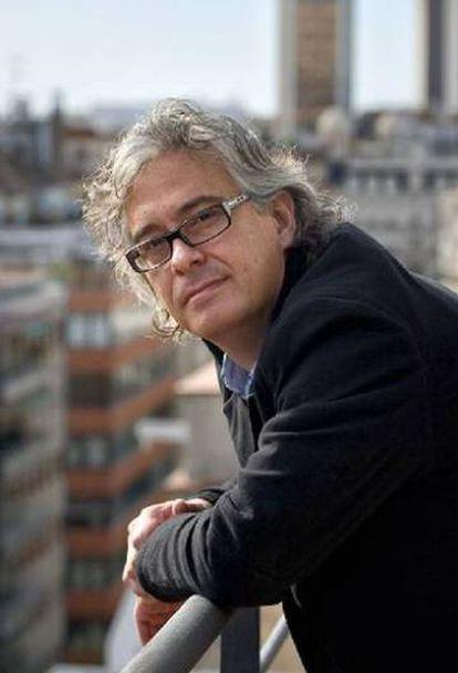El escritor mexicano Jordi Soler.