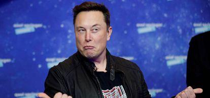 El fundador y CEO de SpaceX y Tesla, Elon Musk.