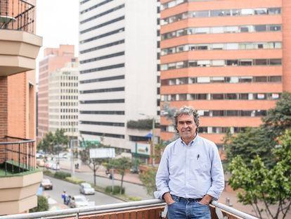 Sergio Fajardo, exalcalde de Medellín.