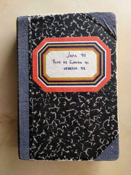 El diario de un viaje a Jaca, los Picos de Europa y Venecia de la artista y educadora Gael Zamora se convierte en una máquina del tiempo casi tres décadas después.