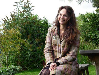 La escritora Rachel Jouce.