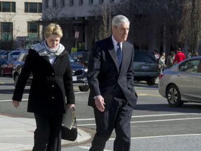 La investigación especial sí deja abierta la posibilidad de un delito de obstrucción a la justicia por parte del presidente. El republicano canta victoria