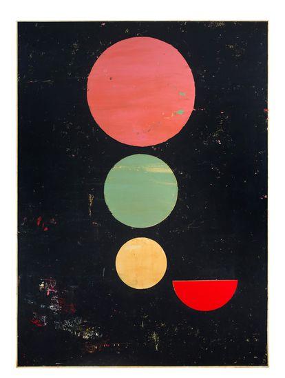 'Dimensiones relativas' (2020), de Regina Giménez, actualmente en la muestra Iremos al sol en el Museo Patio Herreriano (Valladolid).