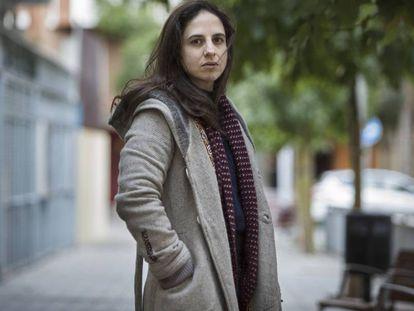 Cristina Morales en Barcelona en 2019.