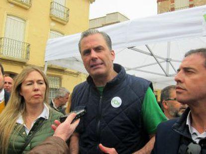 La Fiscalía de Valencia decidirá si investiga un discurso xenófobo de Javier Ortega