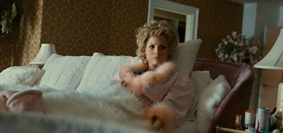 Jessica Chastain , en una imagen de 'Los ojos de Tammy Faye'