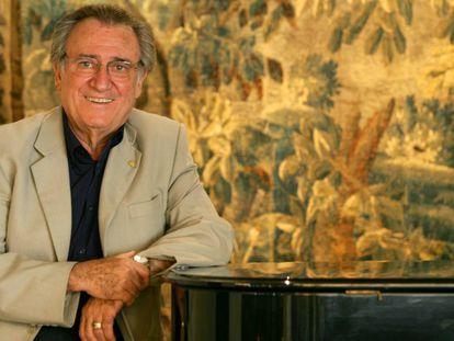 Manolo Escobar en 2005.