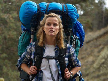 Reese Witherspoon, en un fotograma de 'Alma salvaje'.