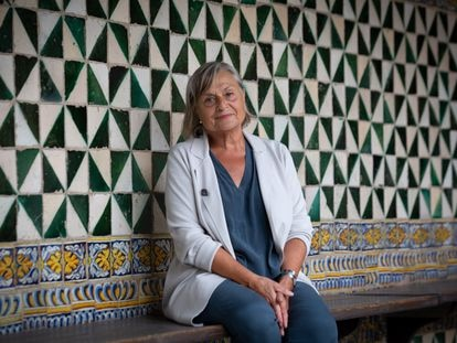 Maria Teresa Cabré, nueva presidenta del Institut d'Estudis Catalans (IEC).