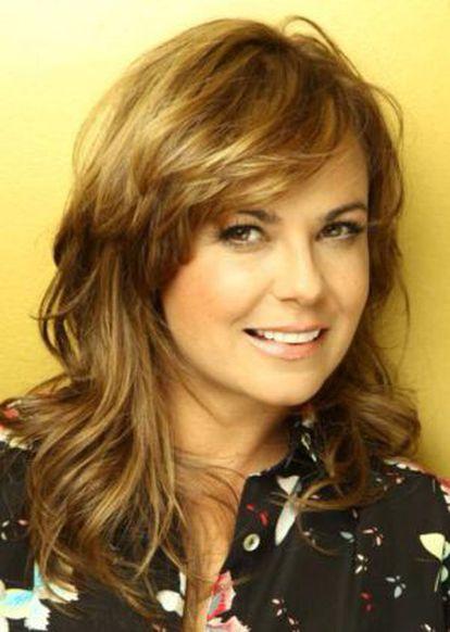 Foto de perfil de Facebook de Carolina Sabino 2015.