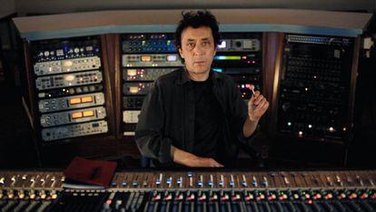 Rafael Berrio, en el documental 'Escuchando Niño Futuro'.